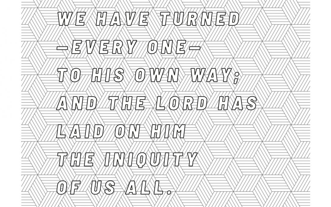 Kids & Families: Isaiah 53:1-6