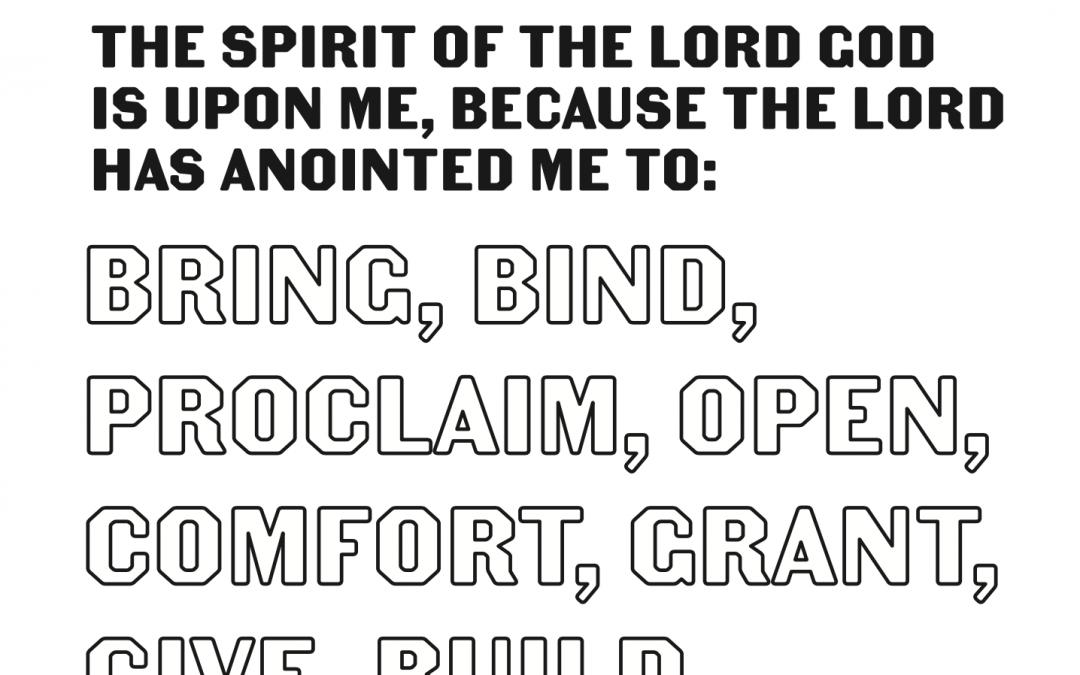 Kids & Families: Isaiah 6:1-4