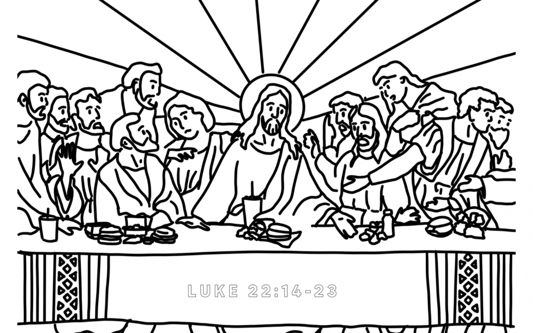 Our Hope in the Cross: The Lord's Supper / Luke 22:14-23